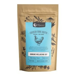 Nutra organic bone broth chicken Homestyle original