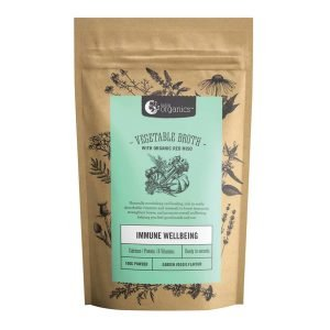 Nutra organic broth garden 100g