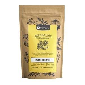 Nutra Organic vegetable broth 100g