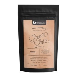 Nutra Organic Cacao Adaptogens Love's Latte
