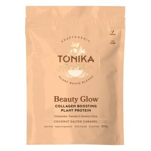 Tonika Plant Protein Coconut Salted Caramel 500g
