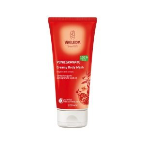 Weleda Body Wash Creamy Pomegranate 200ml